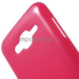 Rose gélový kryt pre Samsung Galaxy J5 - 4