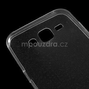 Ultra tenký slim gélový obal pro Samsung Galaxy J5 - transparentný - 4