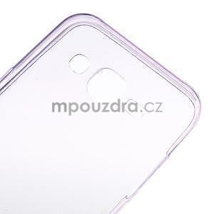 Ultra tenký slim gélový obal pro Samsung Galaxy J5 - fialový - 4