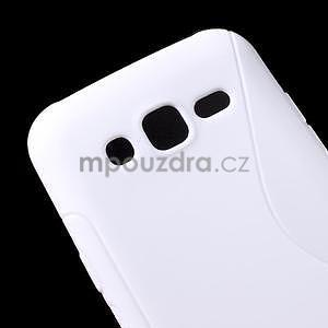S-line gélový kryt pre Samsung Galaxy J5 - biely - 4