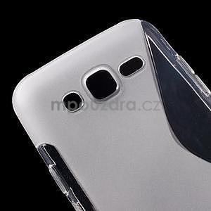 S-line gélový kryt pre Samsung Galaxy J5 - transparentný - 4