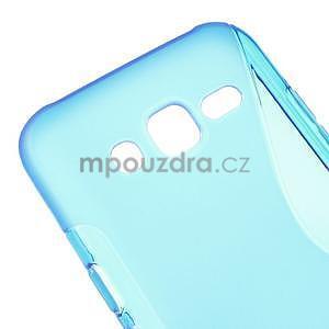 S-line gelový kryt na Samsung Galaxy J5 - modrý - 4