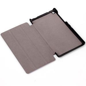 Polohovatelné puzdro pre tablet Lenovo Tab 2 A7-30 - čierné - 4