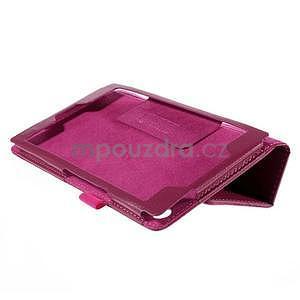 Koženkové puzdro pre tablet Asus ZenPad 7.0 Z370CG - rose - 4