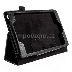 Koženkové puzdro pre tablet Asus ZenPad 7.0 Z370CG - čierne - 4