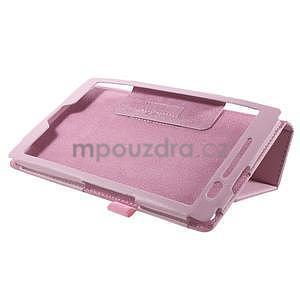 Safety polohovateľné puzdro pre tablet Asus ZenPad 8.0 Z380C - ružové - 4