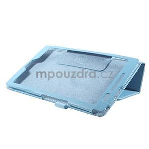 Safety polohovateľné puzdro pre tablet Asus ZenPad 8.0 Z380C - svetlemodré - 4