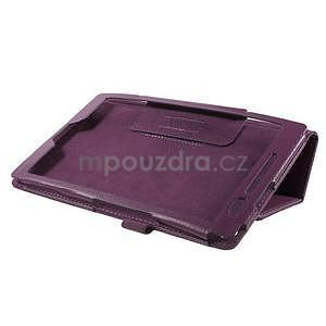 Safety polohovateľné puzdro na tablet Asus ZenPad 8.0 Z380C - fialové - 4