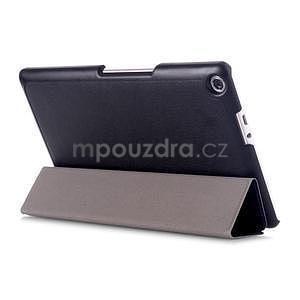 Trojpolohové puzdro na tablet Asus ZenPad 8.0 Z380C - čierne - 4