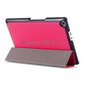 Trojpolohové puzdro na tablet Asus ZenPad 8.0 Z380C - rose - 4