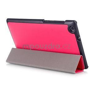 Trifold puzdro na tablet Asus ZenPad C 7.0 Z170MG - rose - 4