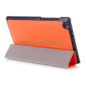 Trifold puzdro na tablet Asus ZenPad C 7.0 Z170MG - oranžové - 4
