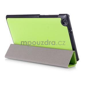 Trifold puzdro na tablet Asus ZenPad C 7.0 Z170MG - zelené - 4