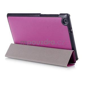 Trifold puzdro na tablet Asus ZenPad C 7.0 Z170MG - fialové - 4