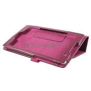 Safety koženkové puzdro na Asus ZenPad C 7.0 Z170MG - rose - 4