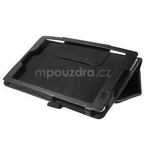 Safety koženkové puzdro pre Asus ZenPad C 7.0 Z170MG - čierne - 4