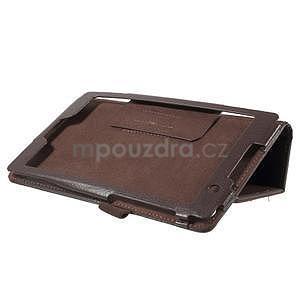 Safety koženkové puzdro na Asus ZenPad C 7.0 Z170MG - hnedé - 4