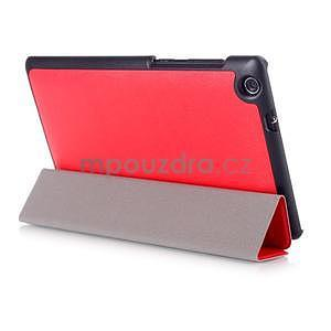 Trifold puzdro na tablet Asus ZenPad C 7.0 Z170MG - červené - 4