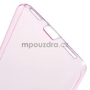 Ultra tenký obal pre Huawei Honor 7 - rose - 4