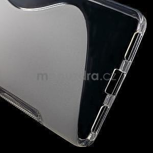 Transparentný gélový kryt S-line na Huawei Honor 7 - 4