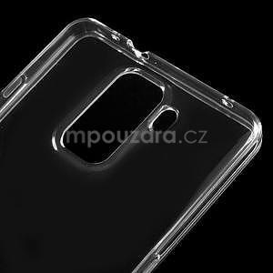 Transparentný gélový obal na telefón Honor 7 - transparentný - 4