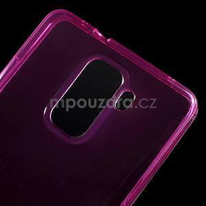 Transparentný gélový obal pre telefon Honor 7 - rose - 4