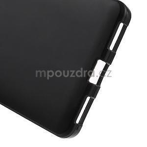 Čierne gélové puzdro na mobil Honor 7 - 4