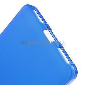 Modré gélové puzdro na mobil Honor 7 - 4