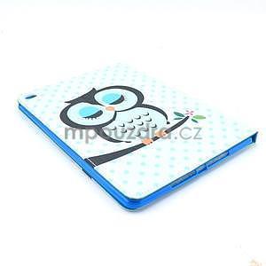 Ochranné puzdro pre tablet iPad Air 2 - sova - 4