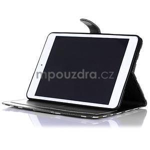 Fashion style puzdro na iPad Air 2 - čierne - 4