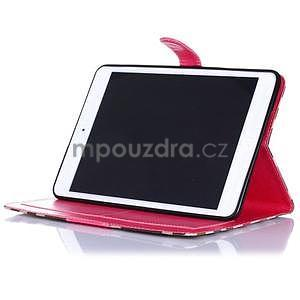 Fashion style puzdro na iPad Air 2 - rose - 4