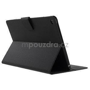 Excelent Diary puzdro pre iPad Air 2 - čierne - 4