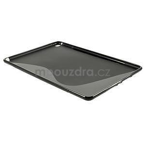 S-line gélový obal na iPad Air 2 - čierny - 4