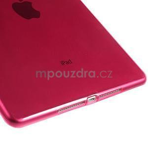 Ultra tenký slim obal pre iPad Air 2 - červený - 4