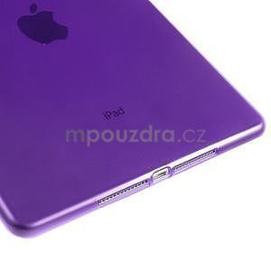 Ultra tenký slim obal pre iPad Air 2 - fialový - 4