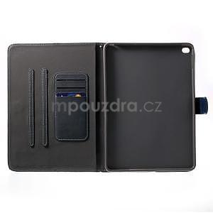 Daffi elegantné puzdro na iPad Air 2 - šedé - 4