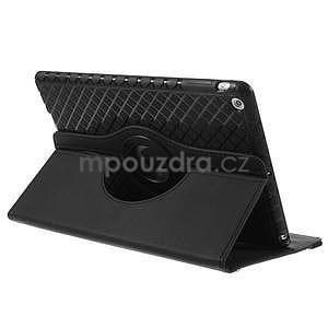 Circ otočné puzdro na Apple iPad Air - čierne - 4