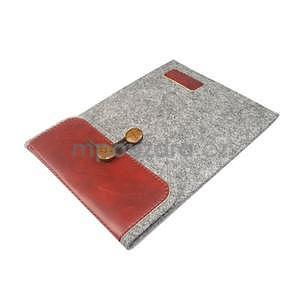 Envelope univerzálne púzdro na tablet 22 x 16 cm - červené - 4