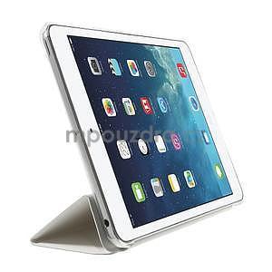Origami ochranné puzdro iPad Mini 3, iPad Mini 2, iPad mini - biele - 4
