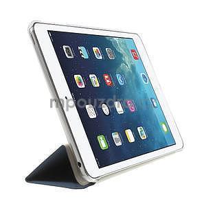 Origami ochranné puzdro iPad Mini 3, iPad Mini 2, iPad mini - tmavomodré - 4