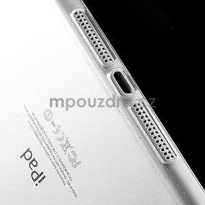 Ultra tenký slim obal na iPad Mini 3, iPad Mini 2, iPad Mini - transparentný - 4