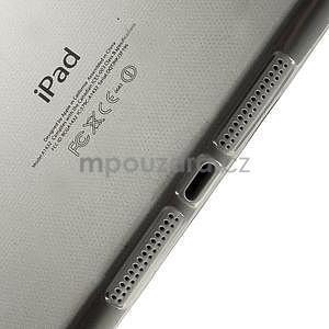 Ultra tenký slim obal na iPad Mini 3, iPad Mini 2, iPad Mini - šedý - 4