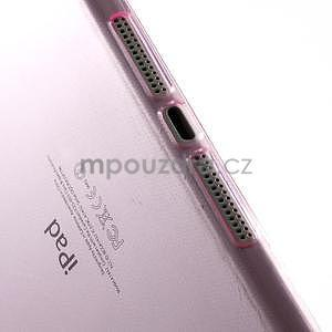 Ultra tenký slim obal na iPad Mini 3, iPad Mini 2, iPad Mini - ružový - 4