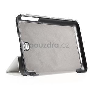 Supreme polohovateľné puzdro na tablet Asus Memo Pad 7 ME176C - biele - 4