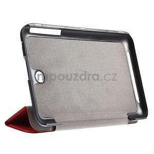 Supreme polohovateľné puzdro na tablet Asus Memo Pad 7 ME176C - červené - 4