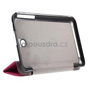 Supreme polohovateľné puzdro pre tablet Asus Memo Pad 7 ME176C - rose - 4