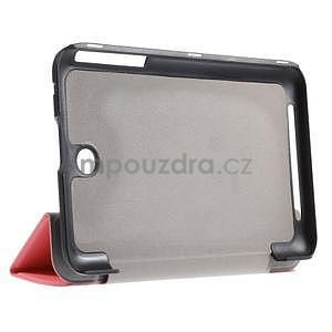 Supreme polohovateľné puzdro na tablet Asus Memo Pad 7 ME176C - ružové - 4