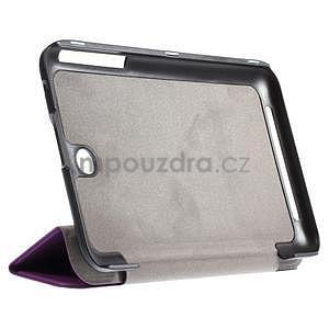 Supreme polohovateľné puzdro na tablet Asus Memo Pad 7 ME176C - fialové - 4