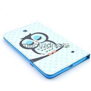 Puzdro pre tablet Samsung Galaxy Tab 8.0 4 - sovičky - 4