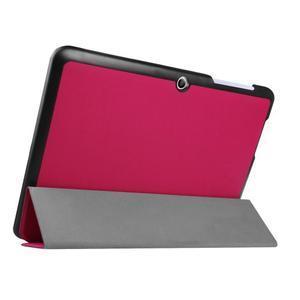 Trojpolohové puzdro pre tablet Acer Iconia One 10 B3-A20 - rose - 4
